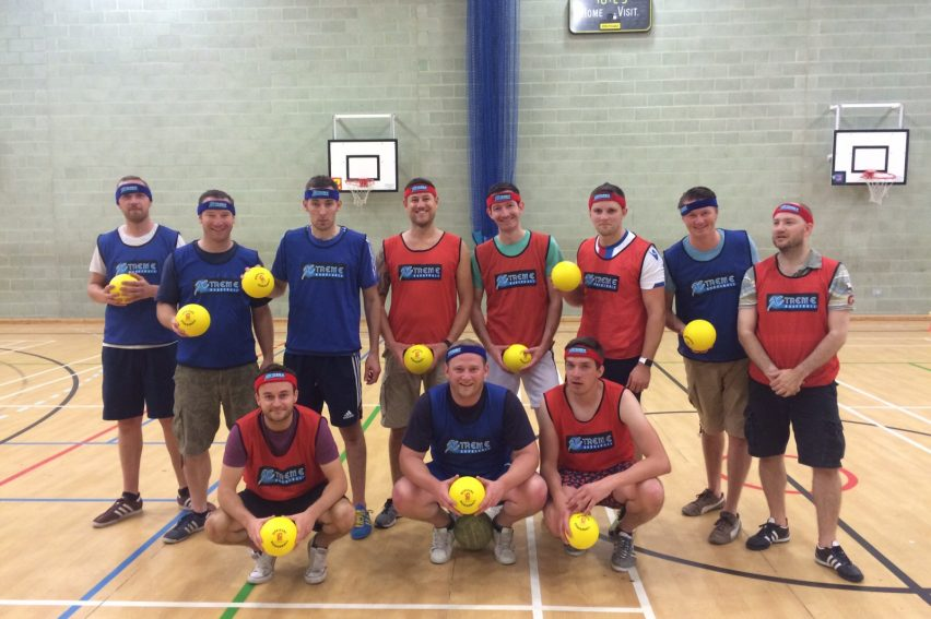 extreme dodgeball Oxford